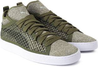 Puma Basket Classic NETFIT Sneakers For Men - Buy Puma Black-Puma ... 098c1405c