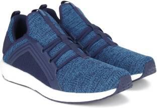 Puma IGNITE evoKNIT Running Shoes For Men - Buy Blue Depths-QUIET ... 2dadabf57