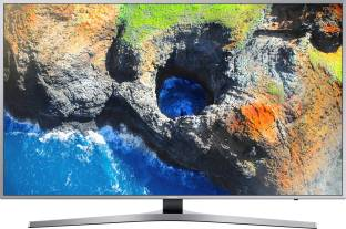 SAMSUNG Series 6 123 cm (49 inch) Ultra HD (4K) LED Smart TV