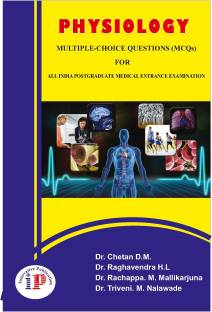 Physiology MCQ for All India Postgraduate Medical Entrance Examinations - Physiology with 0 Disc
