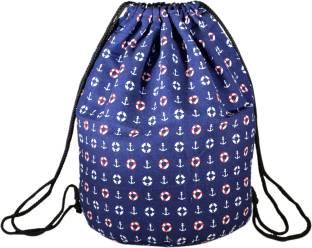 ad8f2970a0 Instabuyz Sports Backpack   Drawstring Backpack   Stylish Multipu.