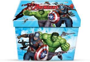 MARVEL Avengers Toy Box for Kids