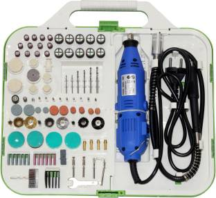 Digital Craft LRUXOR Style Mini Dremel Rotary Tool Kit with 163 pcs  accessories grinds for cutting drilling of die grinder electric polishing  Rotary