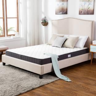 Perfect Homes By Flipkart Siesta 7 Inch Queen Bonnell Spring Mattress