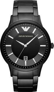 9f228939f Emporio Armani Black AR2453 Watch - For Men - Buy Emporio Armani ...