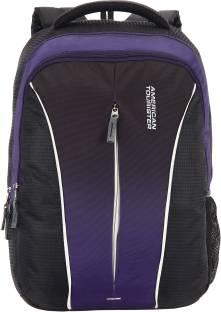 American Tourister AMT Juke 21 L Laptop Backpack Purple