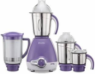 Preethi Lavender Pro MG 185 600 W Mixer Grinder (4 Jars)