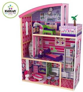 Kidkraft Chelsea Doll Cottage With Furniture Chelsea Doll Cottage