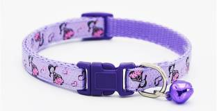ad8b792be4 Pets empire Pet Cat Collar Breakaway Safety Kitty Dog Collar Bell Wholesale  ( pattern May Vary