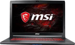 MSI GL Series Core i7 7th Gen    8  GB/1 TB HDD/128  GB SSD/Windows 10 Home/4  GB Graphics  GV72 7RE 1464IN Laptop