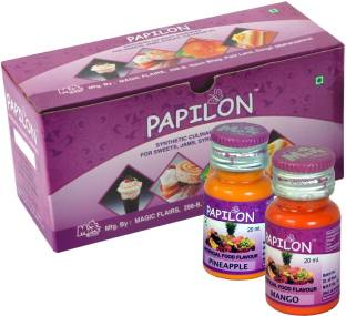 Papilon Concentrated Artificial Food Flavour, Panpasand, 50 ml Tutti