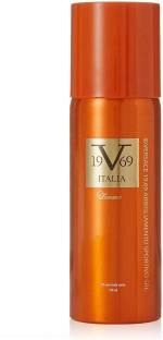 d7688447974 Versace 19.69 Italia Abbigliamento Sportivo SRL, Romance, 150ml Body Spray  - For Men &