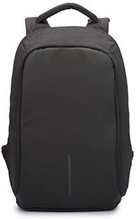 29c52d0011f9 Swiss Anti-Theft Laptop Travel Backpack with USB Plug Charging port 20 L Laptop  Backpack