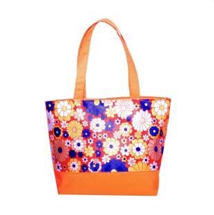 ec29772c41 Buy The Big Bag Theory Tote Orange-03 Online   Best Price in India ...