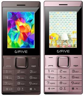 GFive Z9 Combo of Two Mobile