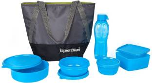 Signoraware Sling Jumbo 5 Containers Lunch Box