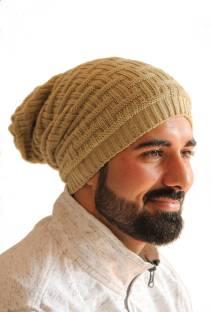 938f4f530 sovam soft famous Winter Woolen Long Cap - Buy Grey sovam soft ...