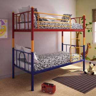 Hometown Neno Metal Metal Bunk Bed Price In India Buy Hometown