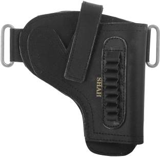 Snipper  32 Bore Revolver Chest Holster Club Cover Free Size