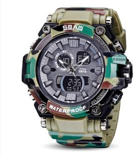 e6d0e97fe0ce2a Sanda S742BKOR Watch - For Men - Buy Sanda S742BKOR Watch - For Men ...