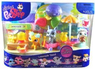 Littlest Pet Shop Littlest Series 3 Pack Bobble Head Pet Figure B..