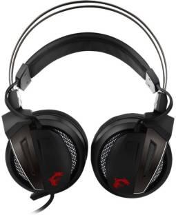 SteelSeries Siberia V2 Full-Size Msi Dragon Edition Headband
