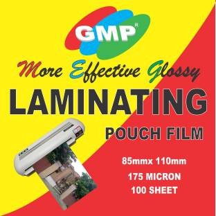 VMS Deluxe Thermal Lamination Pouch 225x310-125 MIC (100