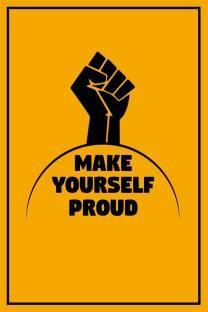 Make Yourself Proud Canvas Art
