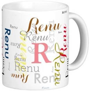 Exoctic Silver RENU X06 Ceramic Mug
