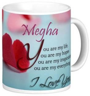 posterchacha megha personalised custom name happy birthday gift tea
