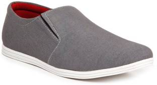 Stilettos Casual Loafers Shoes Loafers, Casuals For Men (Grey)
