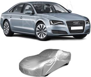TPH Covers Car Cover For Audi A With Mirror Pockets Price In - Audi a8 car cover