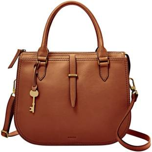 Ashwood Women Brown Genuine Leather Sling Bag Brown - Price in India ... 358d097671e7b