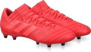 low cost 24e24 5b3b3 ADIDAS NEMEZIZ 17.3 FG Football Shoes For Men