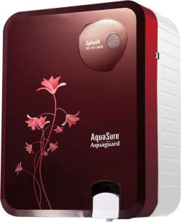 Eureka Forbes Aquasure from Aquaguard Splash 6 L RO + UV + MTDS Water Purifier