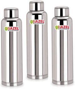 5e666c80ec8 Sizzle Leak Proof Stainless Steel Water Bottle Set of 2 1000 ml ...