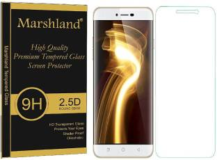 Marshland Tempered Glass Guard for Coolpad Note 3s