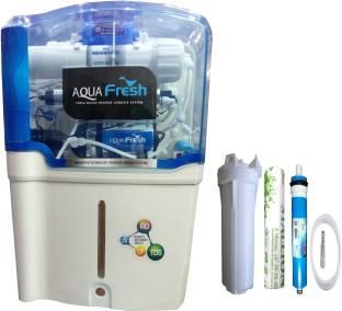 cb9d5cf6525 Aqua Fresh Aqua model 12 L RO + UV + UF + TDS Water Purifier. Add to Compare