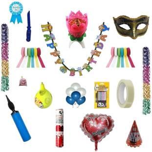 Shreeji Decoration Quality Birthday Kit For Boy96