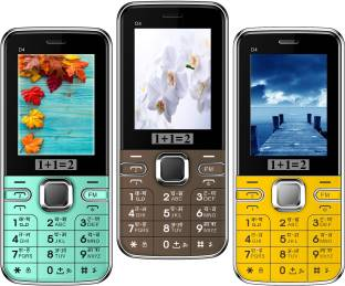 1+1=2 D4 Pack of Three Mobiles