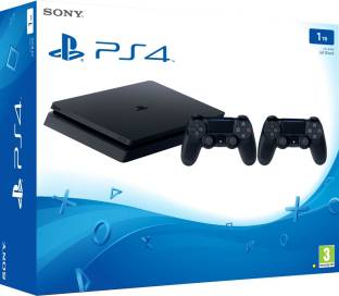 Sony PlayStation 4 (PS4) Slim 1 TB Price in India - Buy Sony