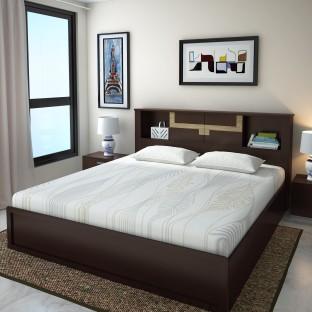 Nilkamal Edwina 02 Engineered Wood Queen Bed