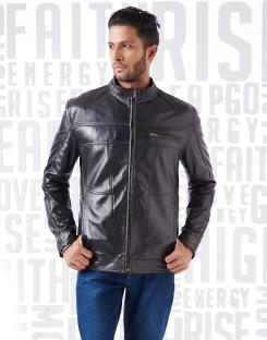 Metronaut Full Sleeve Solid Men\u0027s Jacket