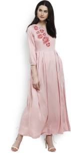 523f0c4244d8ff Tokyo Talkies Women s Wrap Pink Dress