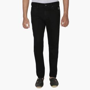 Pepe Jeans Slim Men Black Jeans