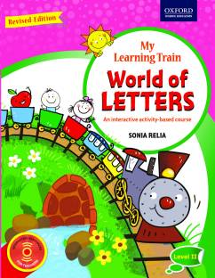 My Learning Train - World of Letters (Level 2) - An Interactive Activity - Based Course