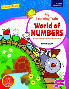 My Learning Train - World of Numbers (Level 2) - An Interactive Activity - Based Course