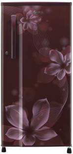 LG 188 L Direct Cool Single Door 2 Star Refrigerator