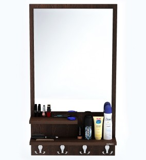 Bluewud Rico Engineered Wood Dressing Table