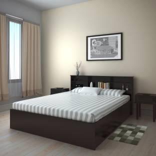 FurnitureKraft Nancy Metal Queen Bed